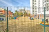Ограда детской площадки